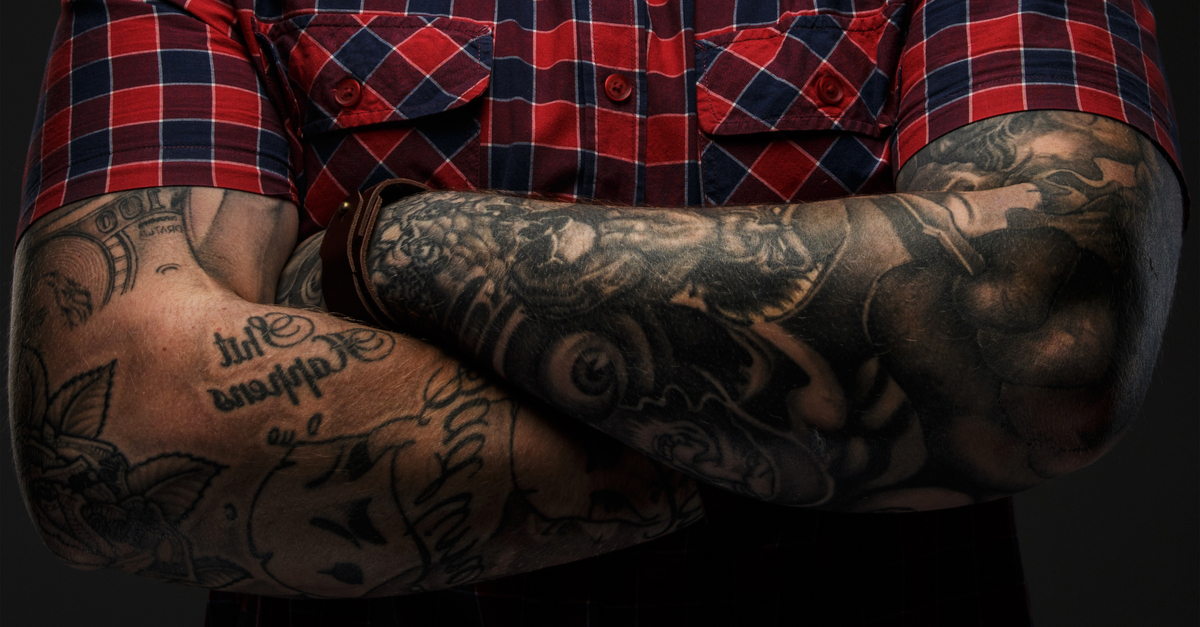 Can You Remove A Sleeve Tattoo Ink Doubt Laser Tattoo Removal
